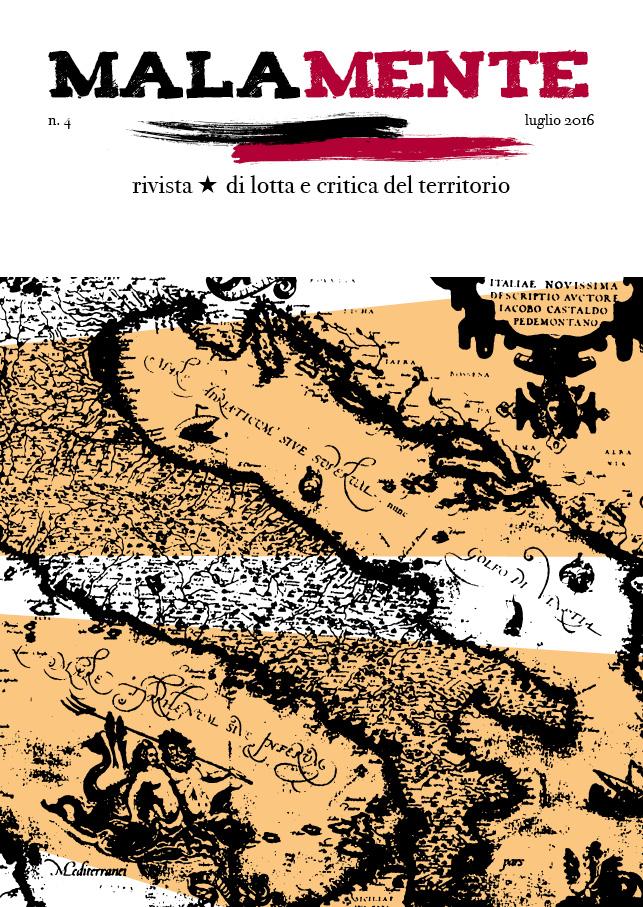 Malamente n. 4 copertina