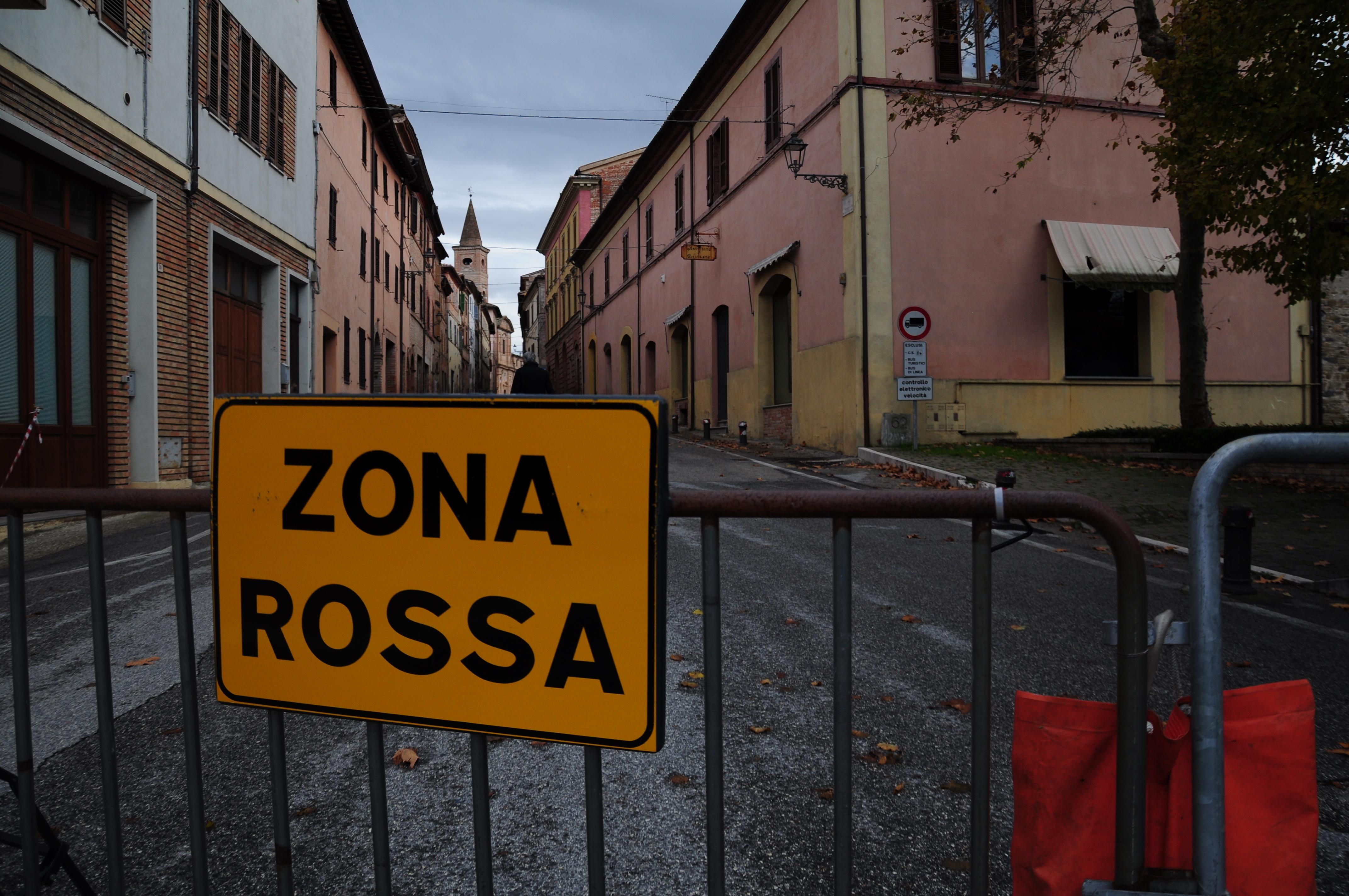 Caldarola. Foto di Giulia Falistocco