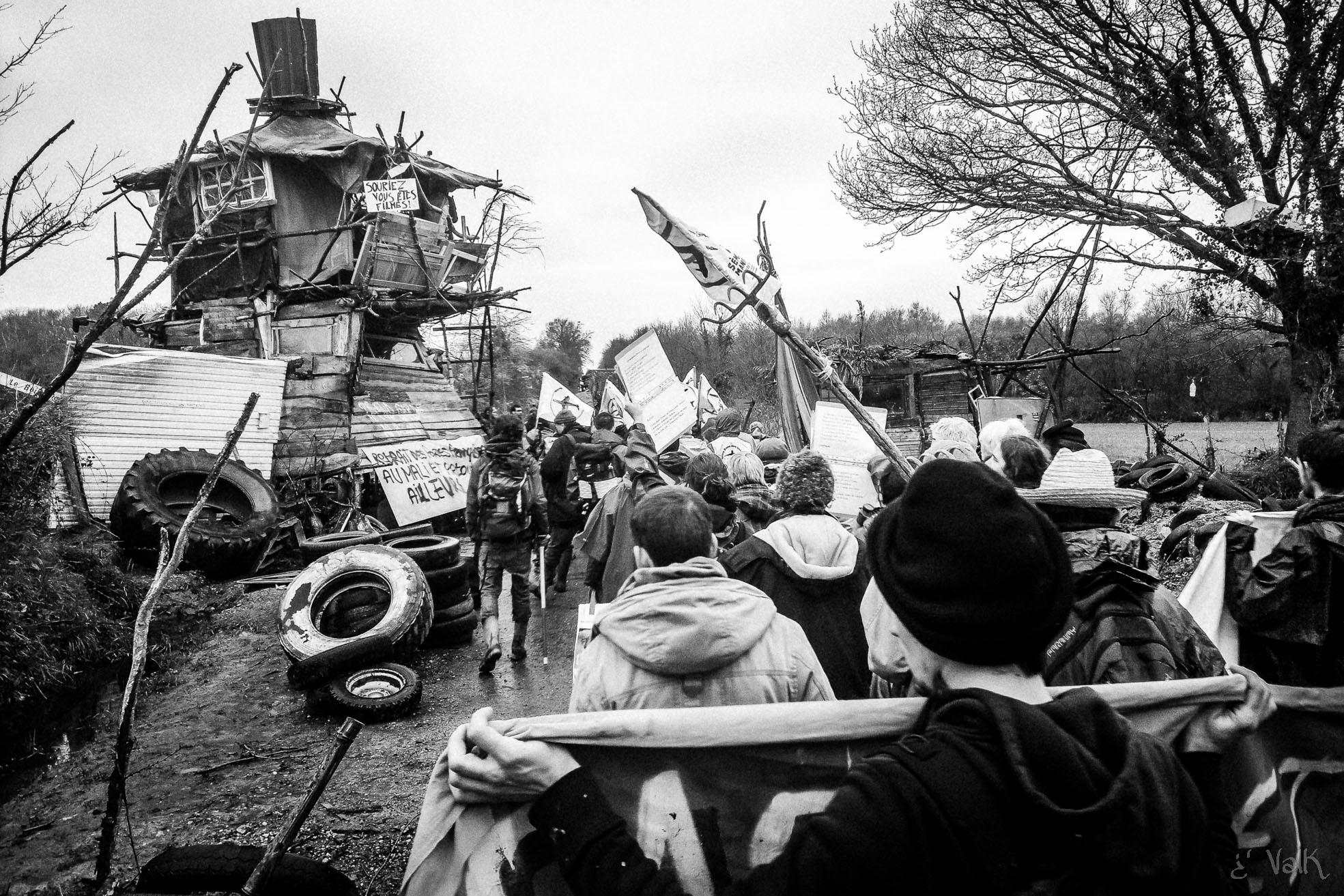 Sulla Route des Chicanes, 2013. Foto di Valk.